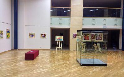 """Expoziţie de pictură """"CATCH THE VISION"""" – București"""