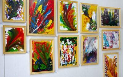 """Expoziţie de pictură """"Simfonia Culorilor"""" – Timisoara"""